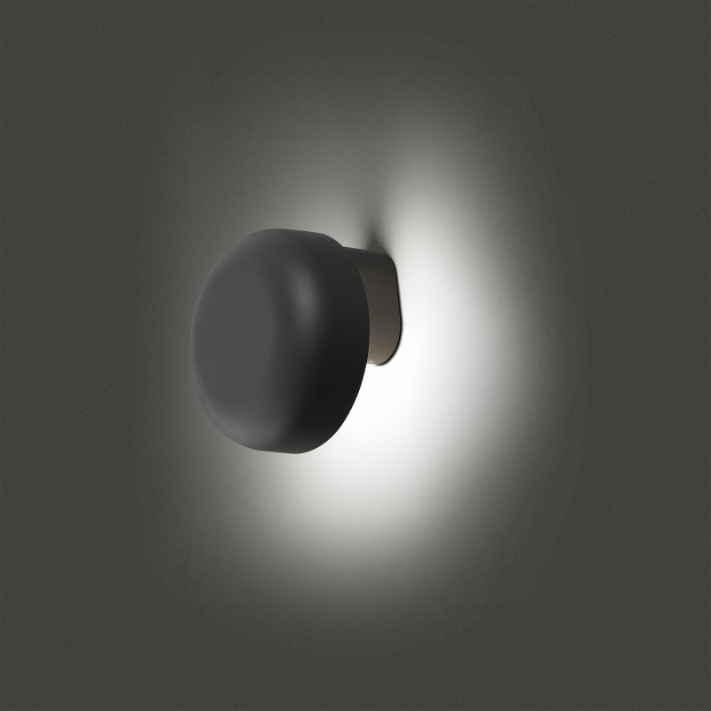 Wall lamp GROW Dark Grey