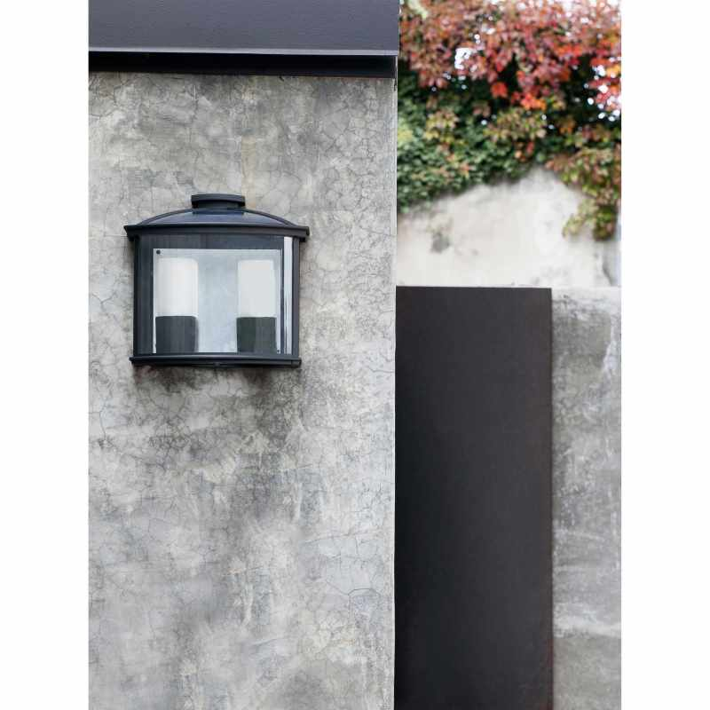 Wall lamp CERES Black