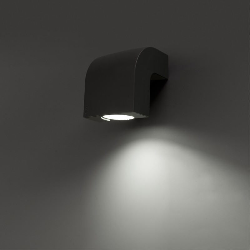 Wall lamp KLAMP Dark Grey
