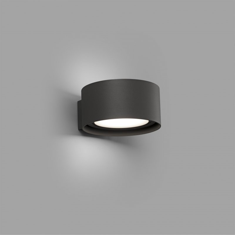 Wall lamp QUART Dark Grey
