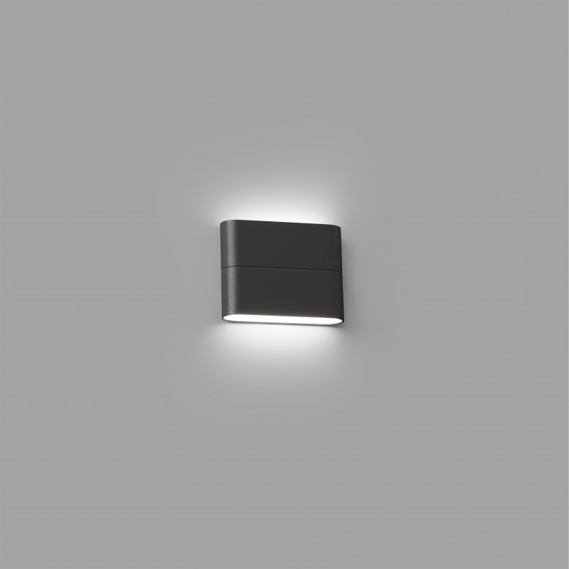 Wall lamp ADAY Dark Grey
