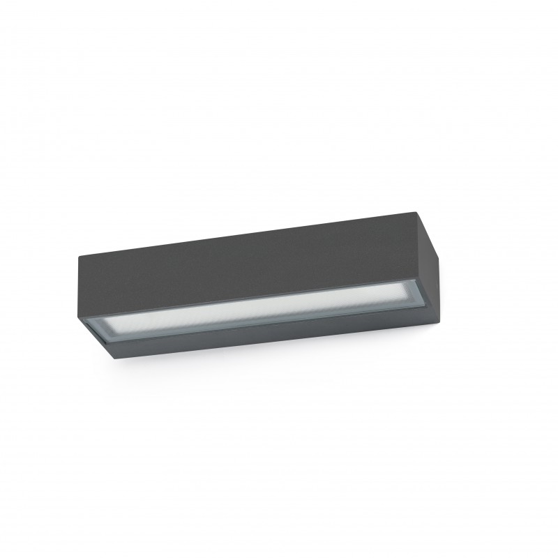 Wall lamp TOLUCA Dark Grey