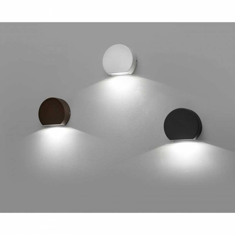 Wall lamp PILL White