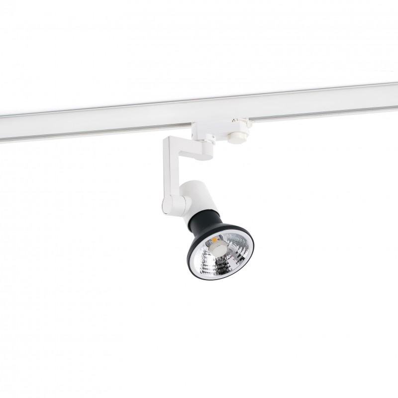 Sliežu sistēmas apgaismojums RAM White