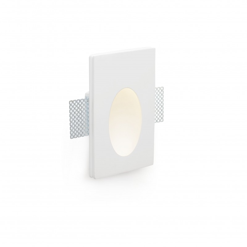 Downlight lamp PLAS - 1 Led White