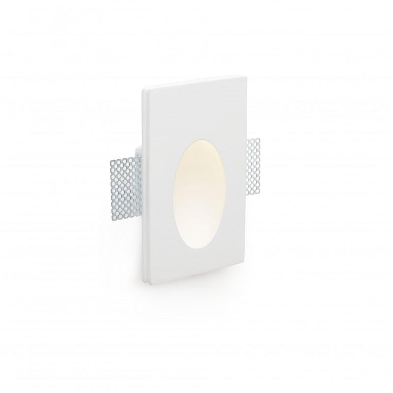 Downlight lamp PLAS - 1 Led White