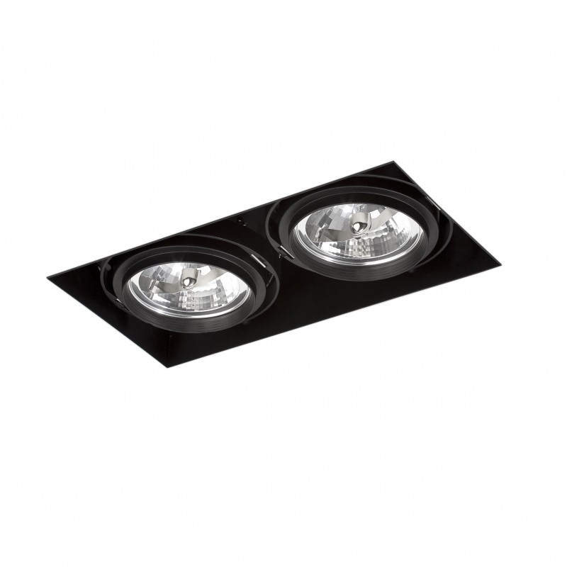 Downlight lamp GINGKO-2 Black