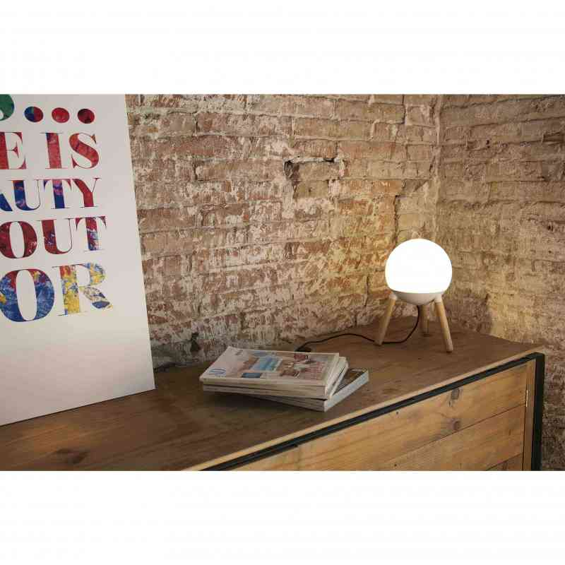 Table lamp MINE Grey