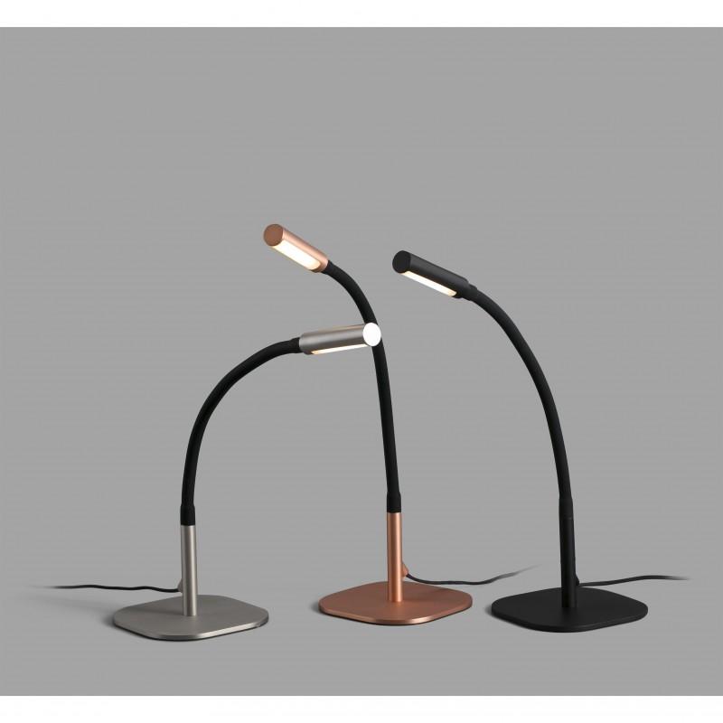 Galda lampa SERP LED Black