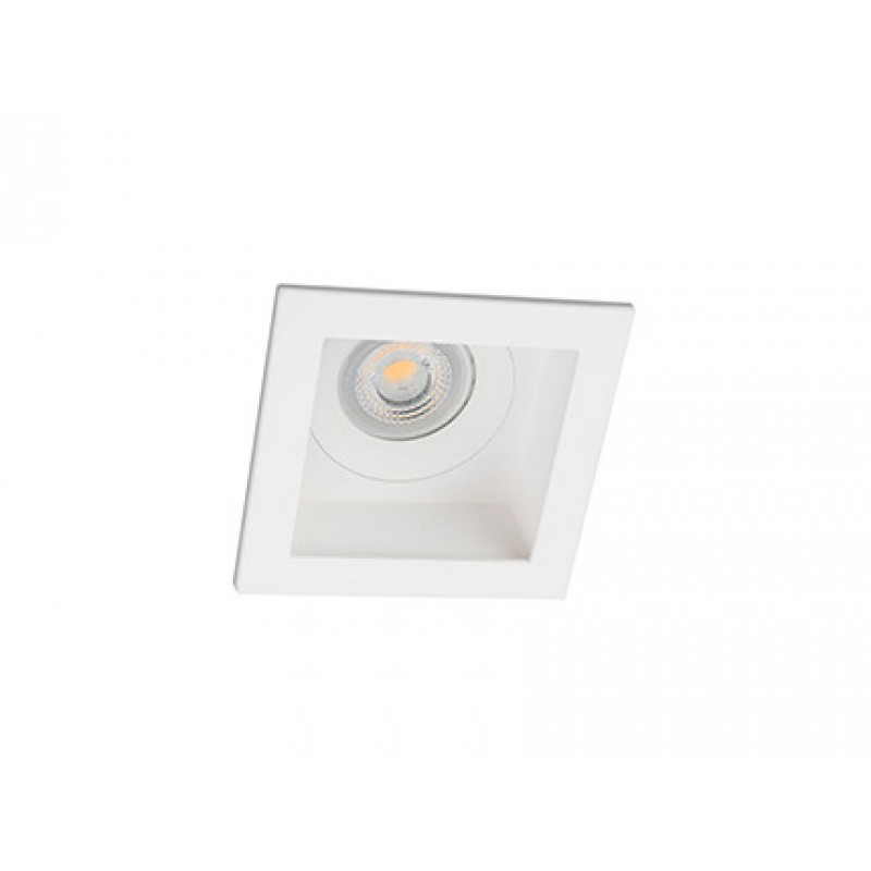 Downlight lamp MOIST White