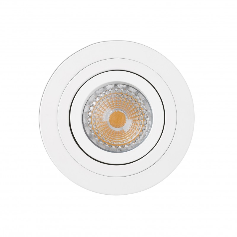 Downlight lamp RADON-R White