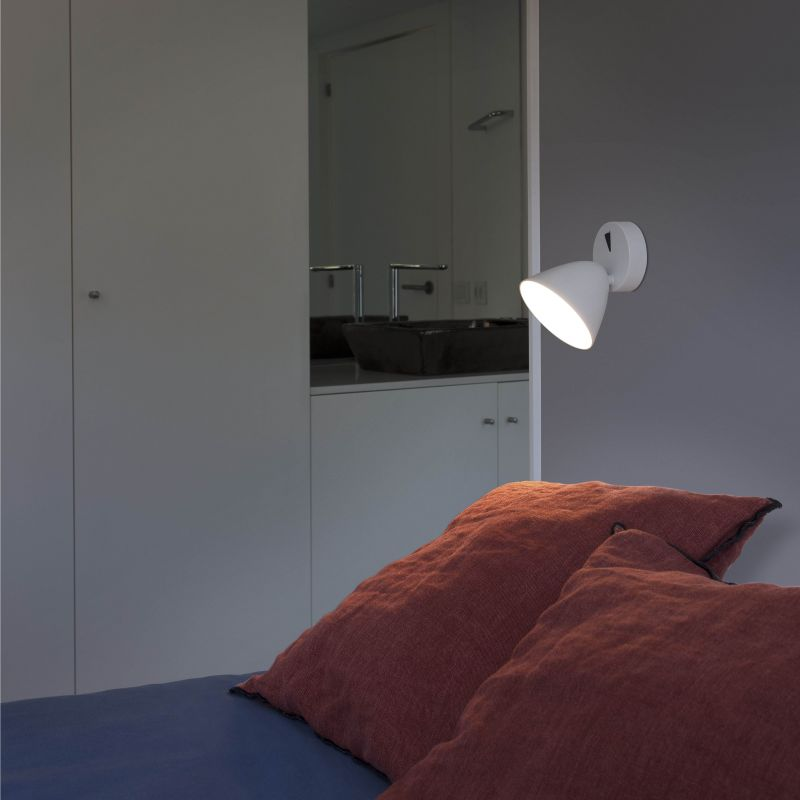 Wall lamp FLASH LED White