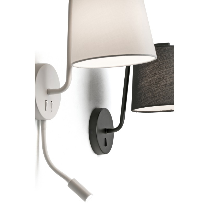 Wall lamp BERNI White