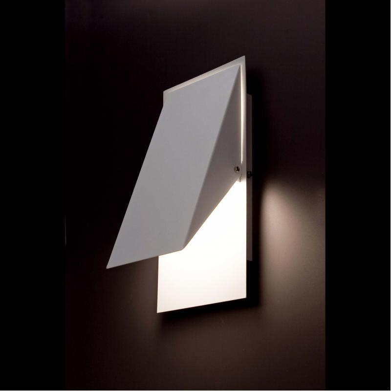 Wall lamp HOMS White