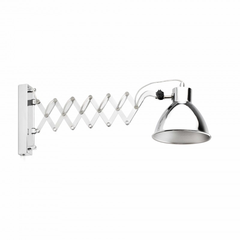 Wall lamp PETRA Chrome