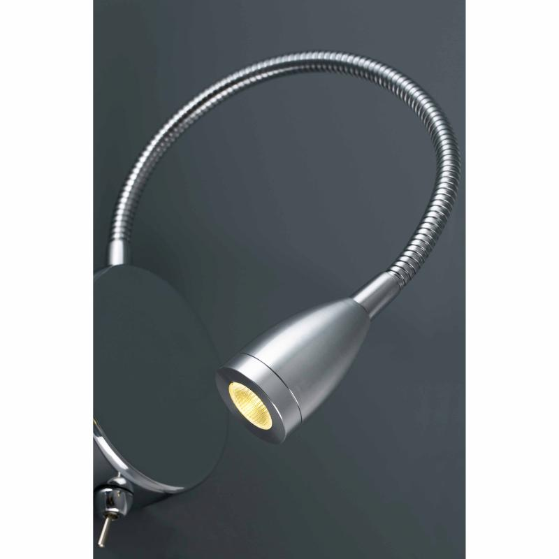 Wall lamp LOKE LED Black