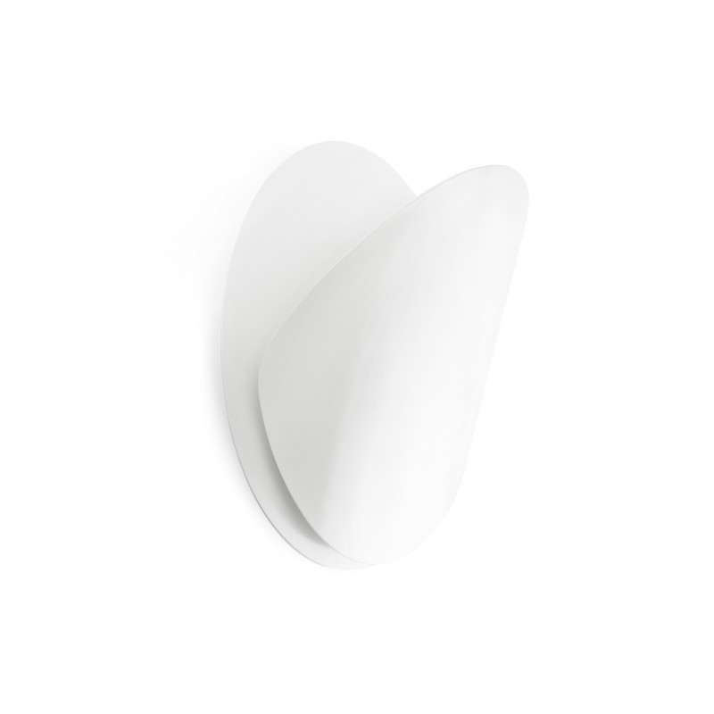Wall lamp OVO-G White