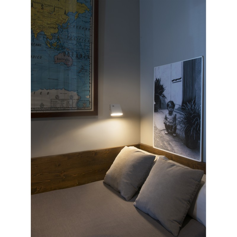 Wall lamp AUREA LED