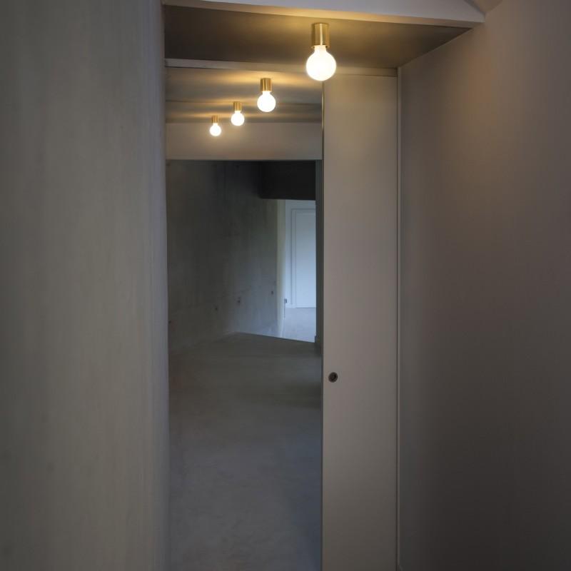 Wall lamp TEN Matt Black