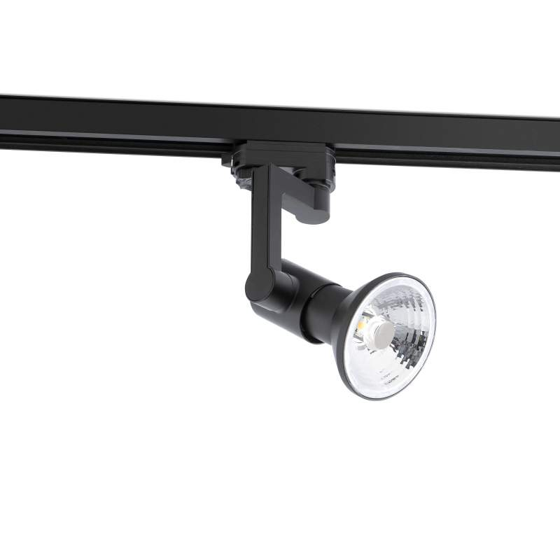 Track light RAM Black