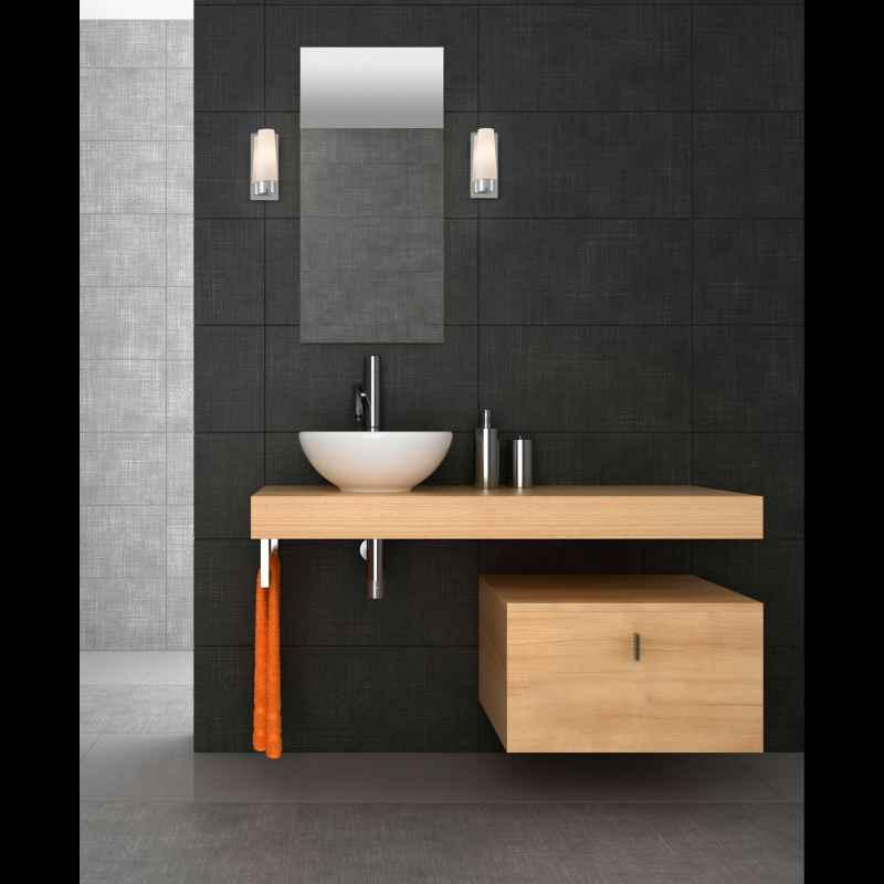 Wall lamp DOKA-2 Chrome
