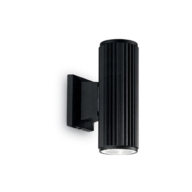 Ceiling-wall lamp BASE AP2 Black