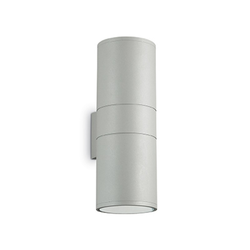 Ceiling-wall lamp GUN AP2 Big Grey