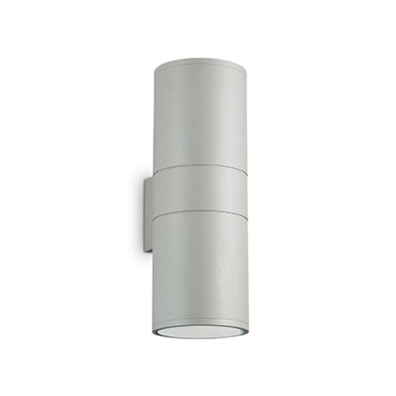 Ceiling-wall lamp GUN AP2 Big Grey