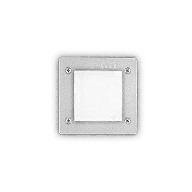Wall lamp LETI PT1 Square White