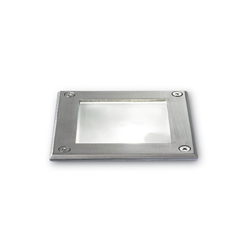 Downlight lamp PARK PT1 Square Nickel