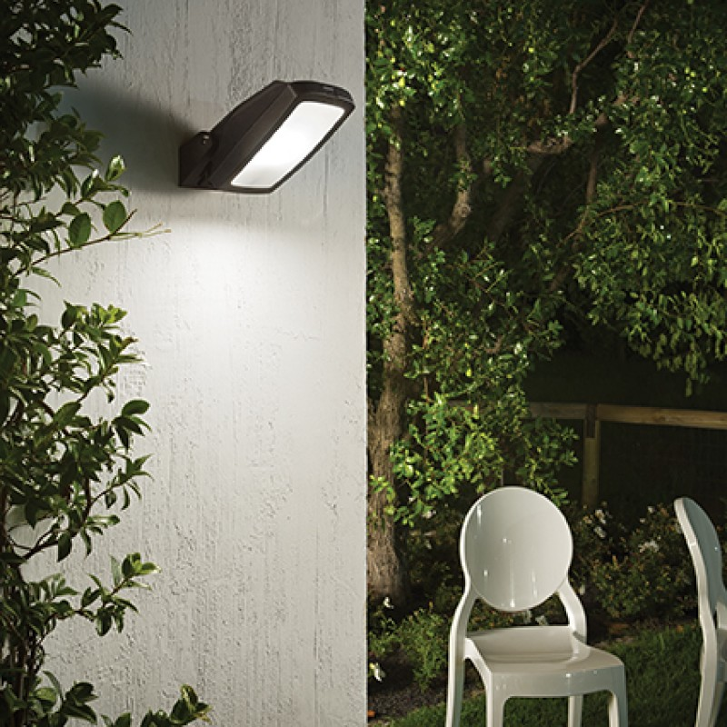 Wall lamp GERMANA AP1 Black