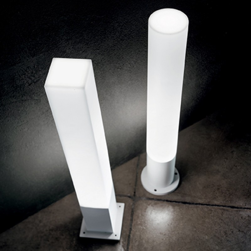 Floor lamp EDO OUTDOOR PT1 Round White