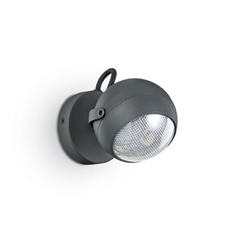 Ceiling-wall lamp ZENITH AP1 Black