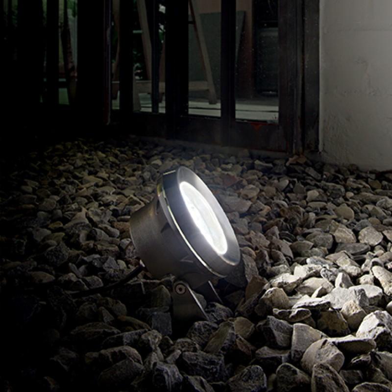Floor lamp KRYPTON PT6 Steel