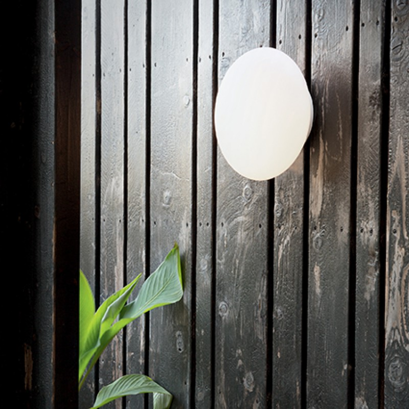Ceiling-wall lamp BUBBLE PL1 White