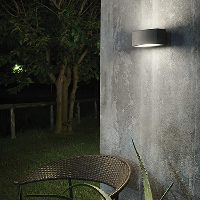 Wall lamp ANDROMEDA AP1 Anthracite