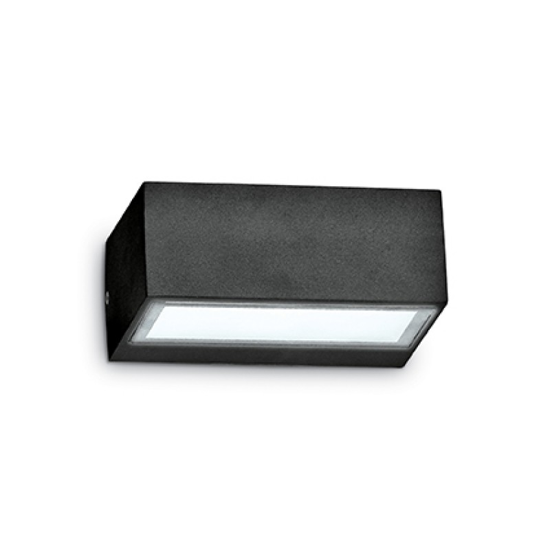Ceiling-wall lamp TWIN AP1 Black