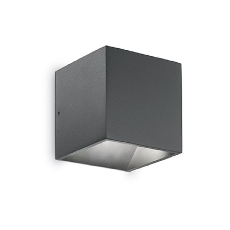 Ceiling-wall lamp RUBIK AP1 D07 Anthracite