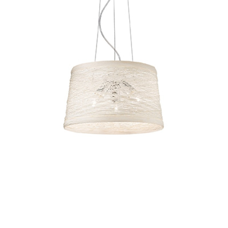 Pendant lamp BASKET SP3 White