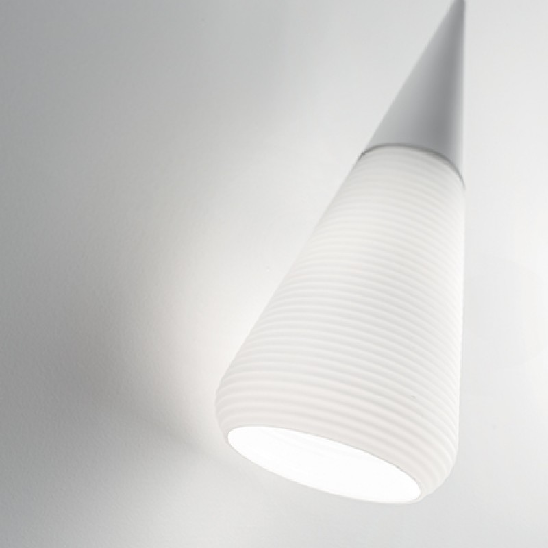 Pendant lamp WAVE SP1 White