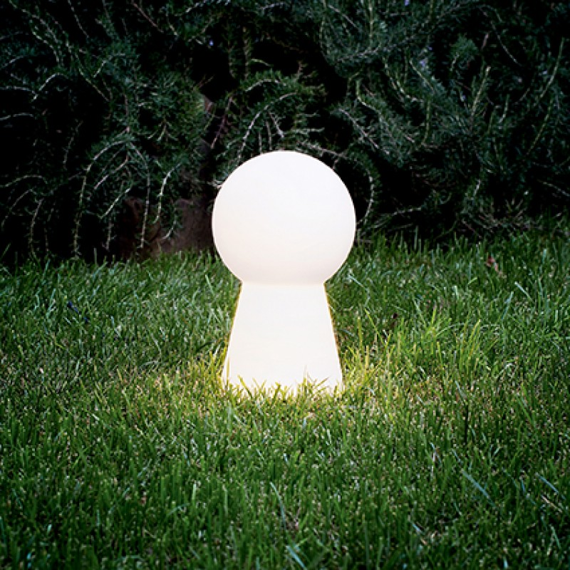 Garden lamp BIRILLO TL1 White