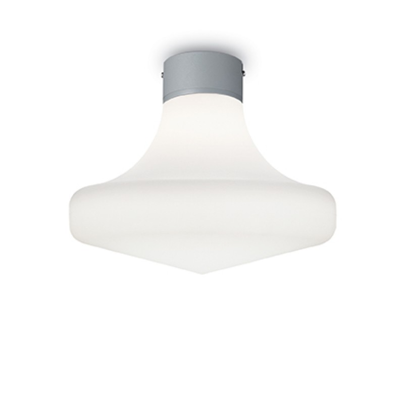 Ceiling - wall lamp SOUND PL1 Anthracite