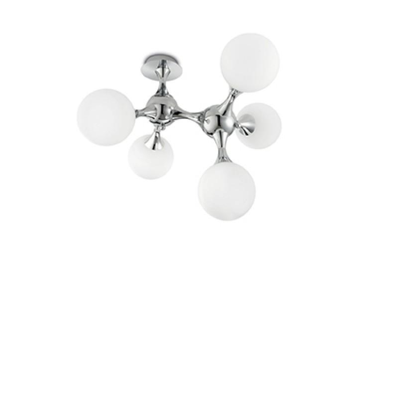 Ceiling lamp NODI BIANCO PL5 White