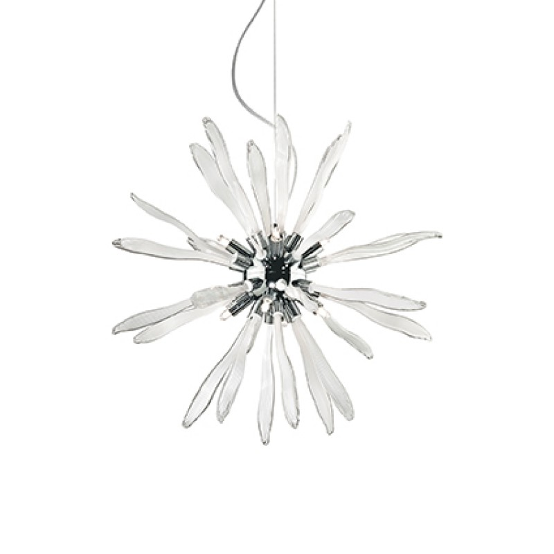 Pendant lamp CORALLO SP8 White