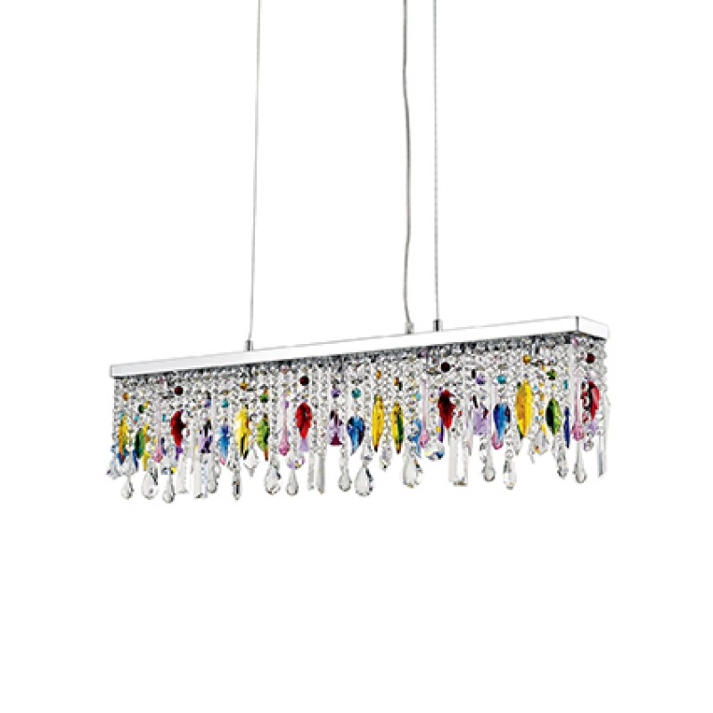 Pendant lamp GIADA COLOR SP5 Chrome