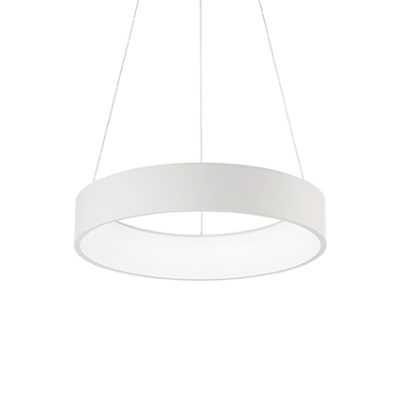 Pendant lamp STADIUM SP1 Small White