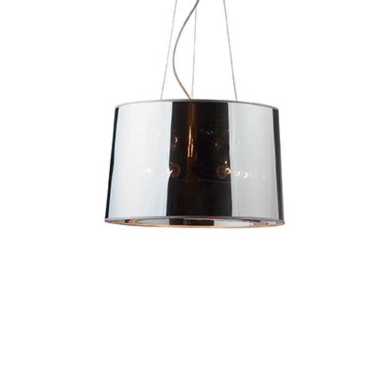 Pendant lamp LONDON CROMO SP5 Chrome