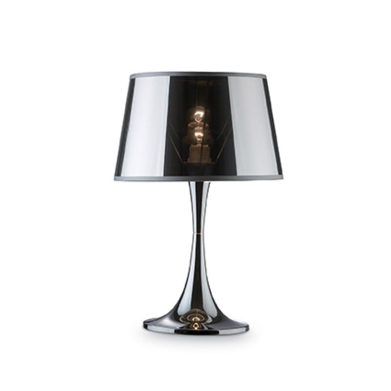 Table lamp LONDON TL1 Chrome Big