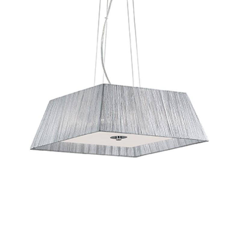 Pendant lamp MISSOURI SP4 Silver