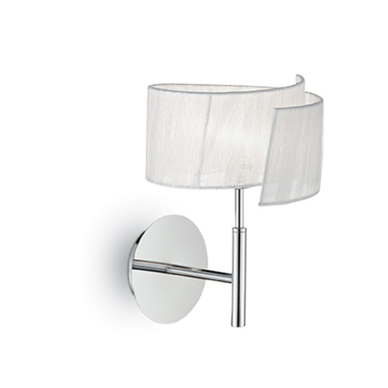 Wall lamp NASTRINO AP1 Chrome